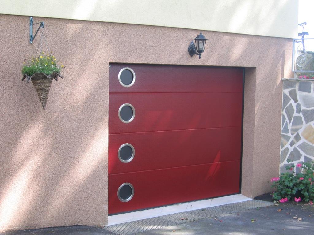 Porte-de-garage-Alençon-Clôtures-et-Fermetures-d'Andaine